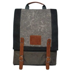 LICENCE 71195 Jumper Canvas Backpack, Grey