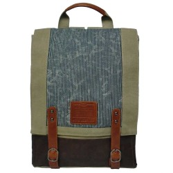 LICENCE 71195 Jumper Canvas Backpack, Beige