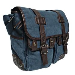 LICENCE 71195 Geeko CC Messenger Bag, Navy