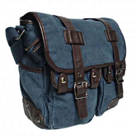LICENCE 71195 Geeko CC Messenger Bag, Navy