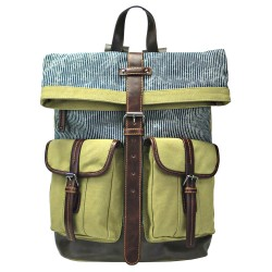 LICENCE 71195 Jumper II Canvas Backpack, Beige