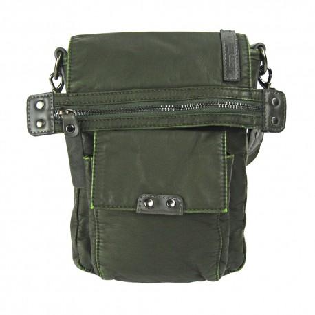 LICENCE 71195 Commuter OZ Shoulder Bag, Khaki