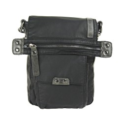 LICENCE 71195 Commuter OZ Shoulder Bag, Black