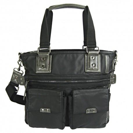 LICENCE 71195 Commuter OZ Carrying Shoulder Bag, Black