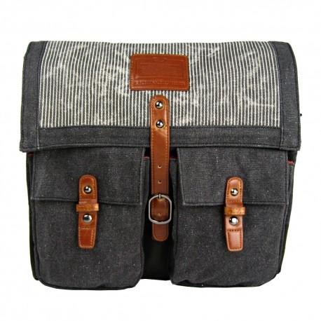 LICENCE 71195 Jumper II Canvas Messenger Bag, Grey
