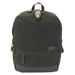 LICENCE 71195 College WaxC Backpack,Khaki