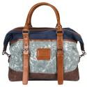 LICENCE 71195 Jumper II Canvas Overnight Bag, Blue