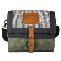 LICENCE 71195  Jumper Canvas M Shoulder Bag, Grey