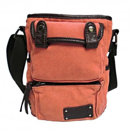 LICENCE 71195 Geeko CC Small Shoulder Bag, Rust