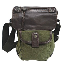 LICENCE 71195 Commuter CC Small Shoulder Bag, Khaki