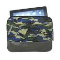 LICENCE 71195 Chameleon Tablet Case, Camo Blue