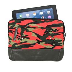 LICENCE 71195 Chameleon Tablet Case, Camo Orange
