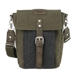 LICENCE 71195 College PiqueC S Shoulder Bag, Khaki