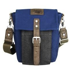 LICENCE 71195 College PiqueC S Shoulder Bag, Navy