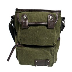 LICENCE 71195 Geeko CC Small Shoulder Bag, Khaki